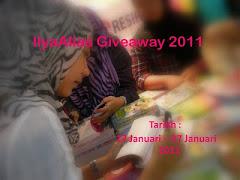 IlyaAlias Giveaway 2011