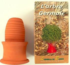 ma tambouille verte l 39 arbre germer. Black Bedroom Furniture Sets. Home Design Ideas