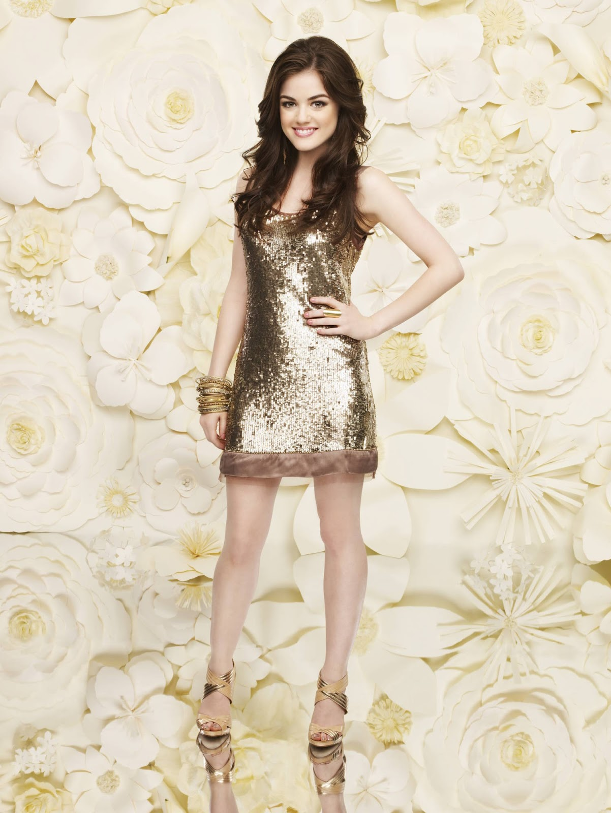 Cynng: Aria Montgomery - Lucy Hale