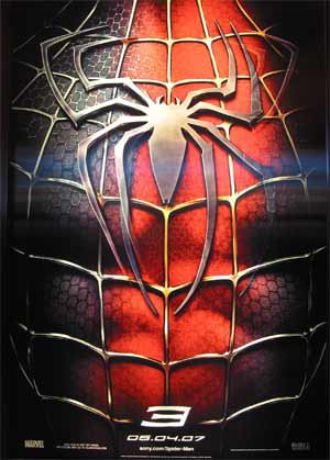 spiderman 3 movie cover. Sly Cooper retains