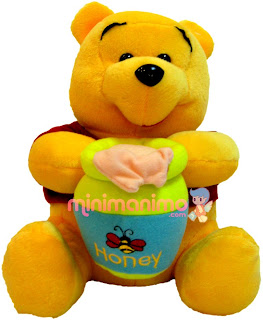 Download image boneka winnie the pooh with honey pc android iphone