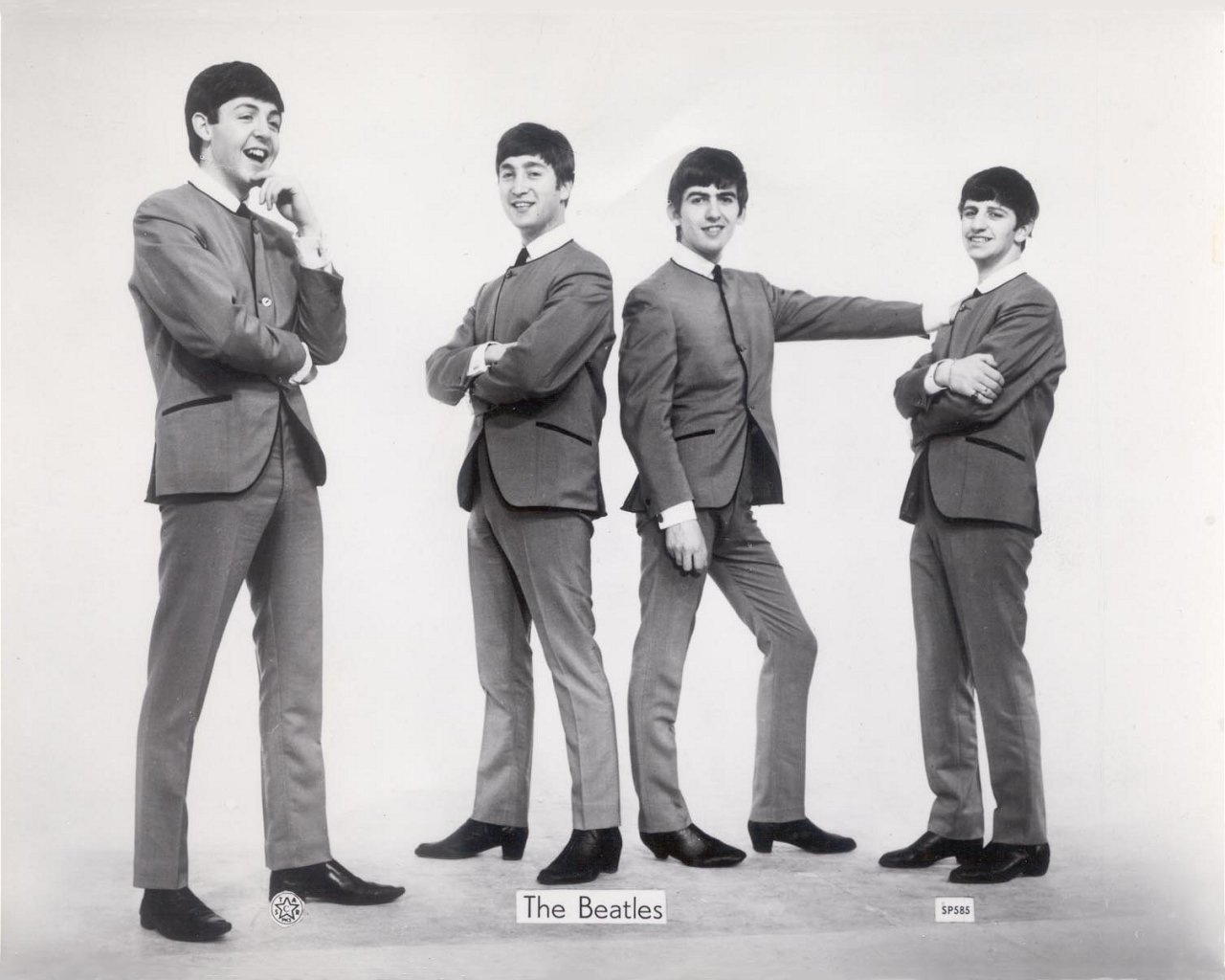 Featuring The Beatles On Stage
