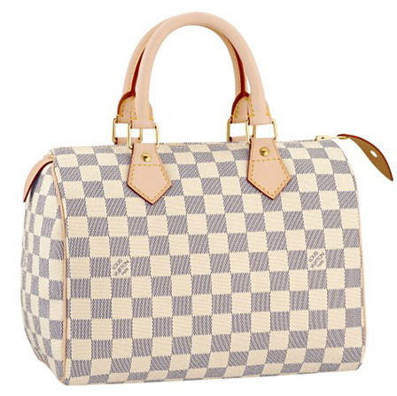 Scoop VUITTON : Rupture de stock sur les Speedy damier azur à Paris !