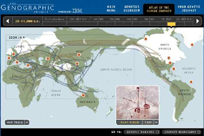 Atlas of The Human Journey