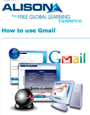 Alison How to Use Gmail Gratiskurs