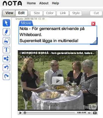 Nota Multimedia för IT-Novisen
