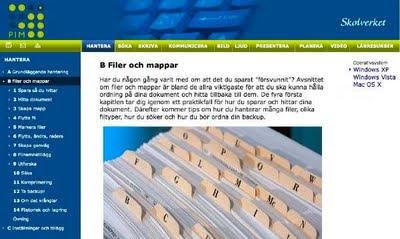 Nya PIM - IT-utbildning på svenska