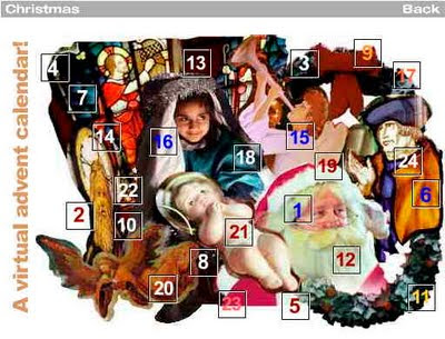 Adventskalender från Guardian