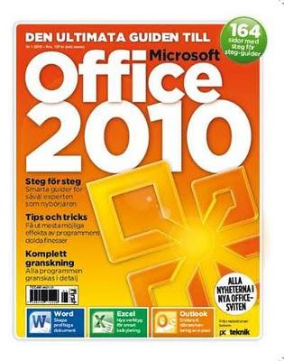 Guide till MS Office 2010