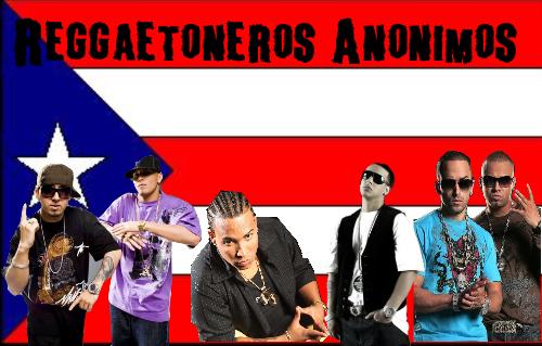 Reggaetoneros-Anonimos