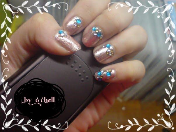 nail art for short nails. Nail Art Design For Short