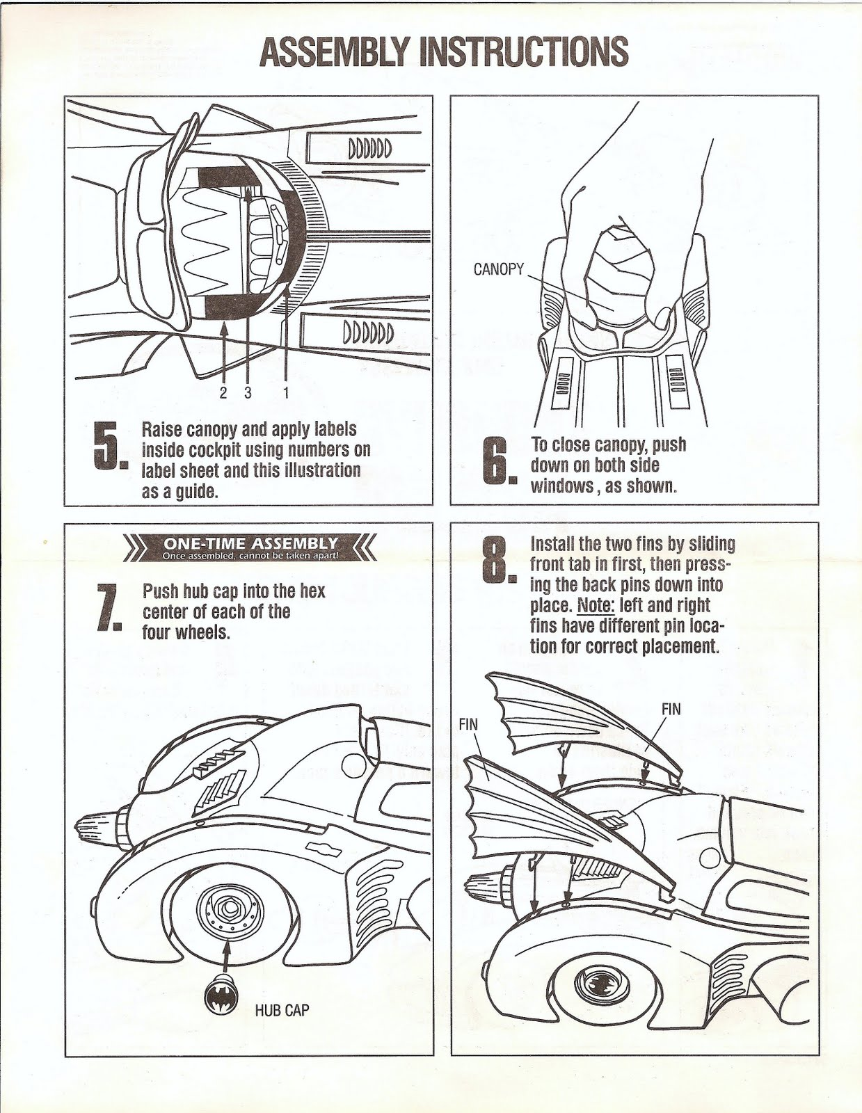 Instructional Manual Images All Instruction Examples