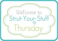 Thursday Linky Party - Strut Your Stuff