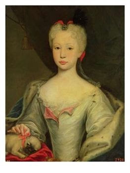 Barbara de Braganza. 1711-1758