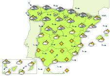 Meteo. España y más paises