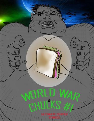 Chafex Comix y los Nalgas Frías: World War Chulks #1