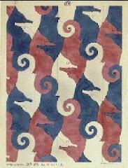 Simetria - M. Escher
