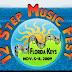 2nd Annual 12 Step Music Fest Dates - NOV 5 - 8, 2009