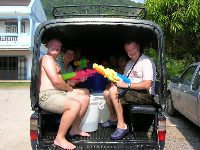 Songkran on Lanta