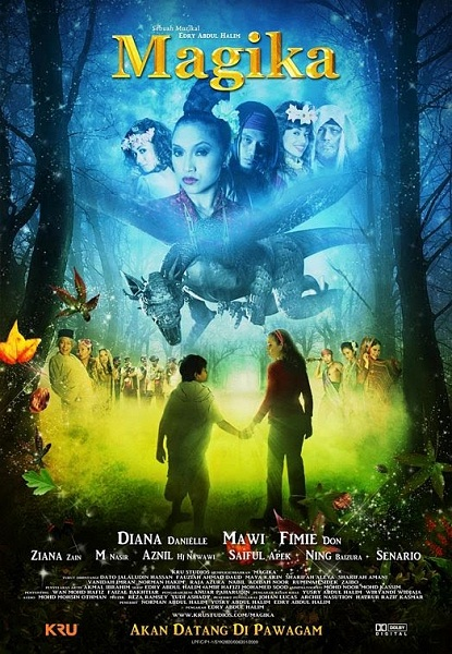 Magika (2010) - DVD - 3gp Mobile Movies Online Free Download