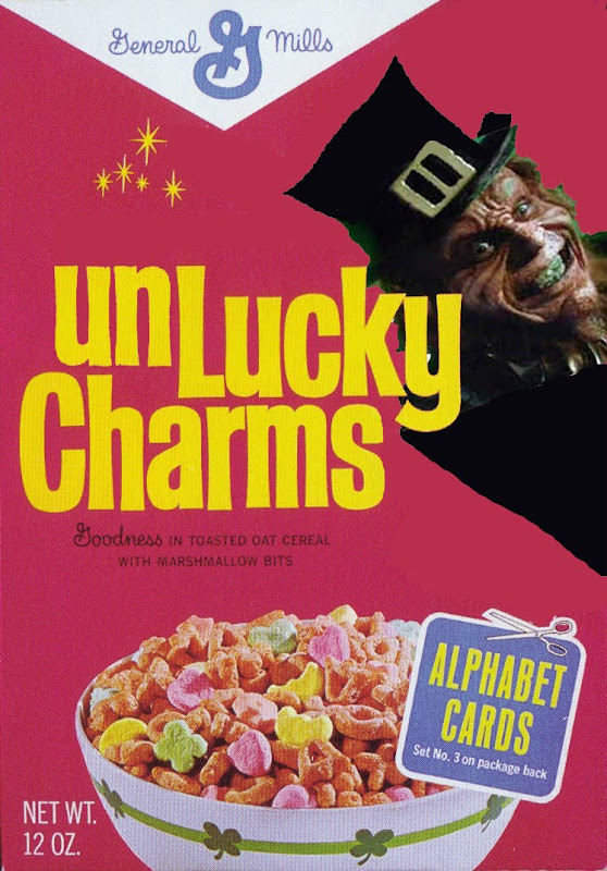 laugh riot cursed unlucky charms