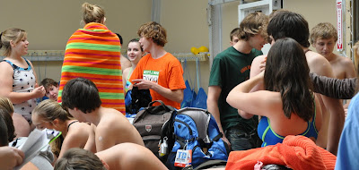 Kettle Run Swim Team