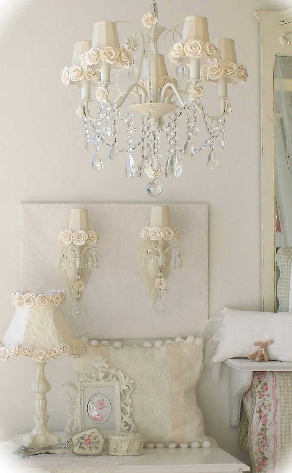Lavender Fields A Lifestyle Store New Shabby Romantic Chandeliers