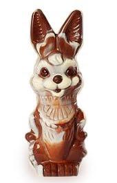 Шоколадные фигурки - зайцы и кролики