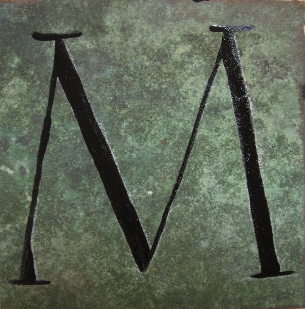 What Letter Is Halfway Through The Alphabet