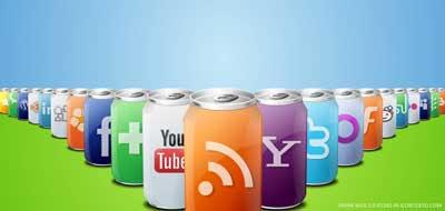Social drink web 2.0