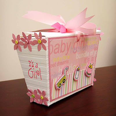 Creative Box Baby Announcement Box 2 – Baby Announcement Boxes