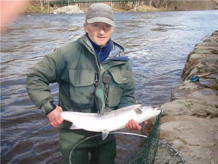 Salmon fishing scotland salmon fishing scotland spring for Dave stewart fishing report
