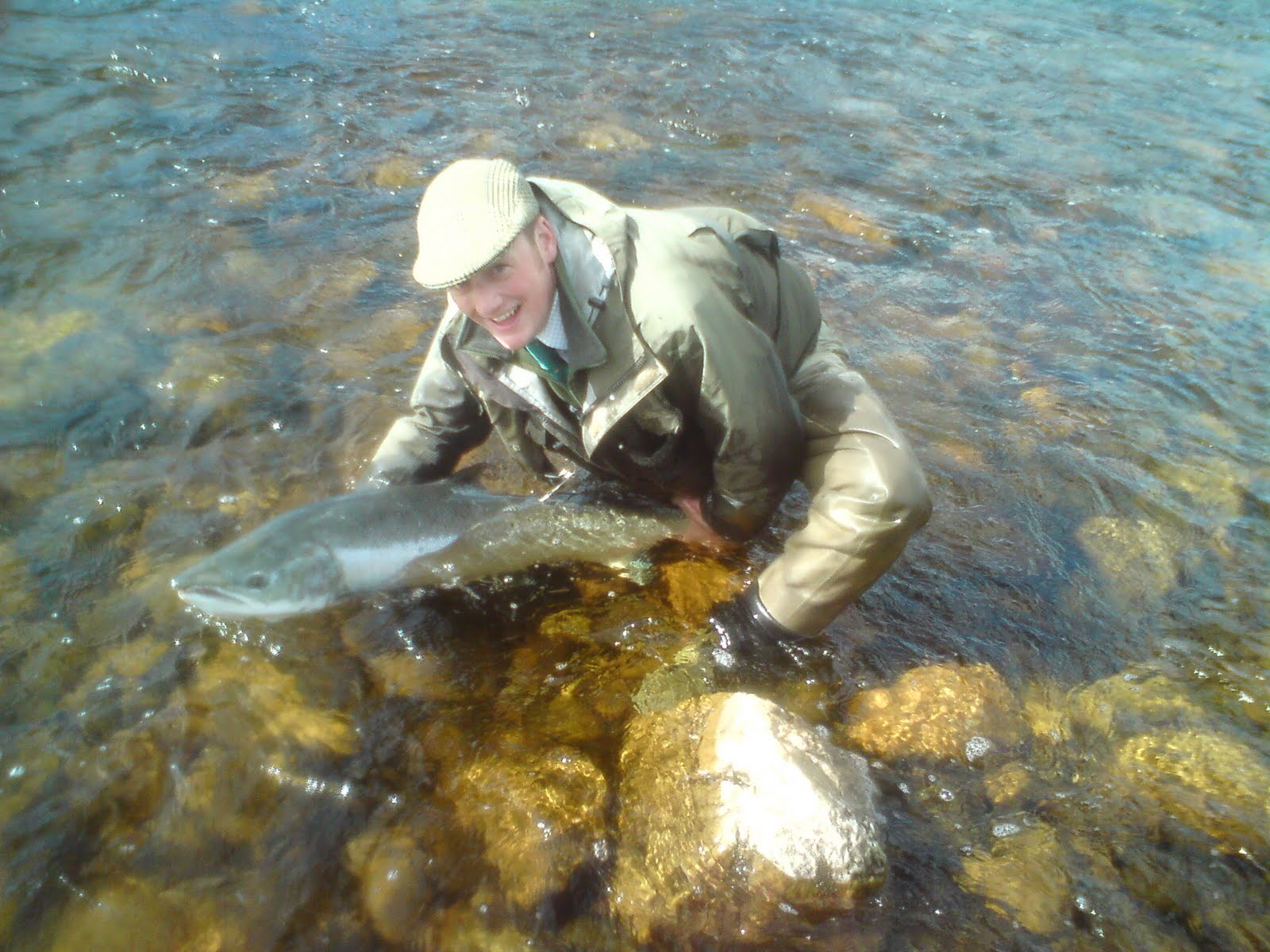 salmon fishing scotland.: salmon fishing scotland large salmon, Fly Fishing Bait