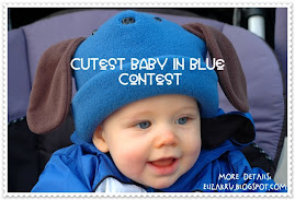 CuTeSt BaBy iN bLuE CoNTeSt