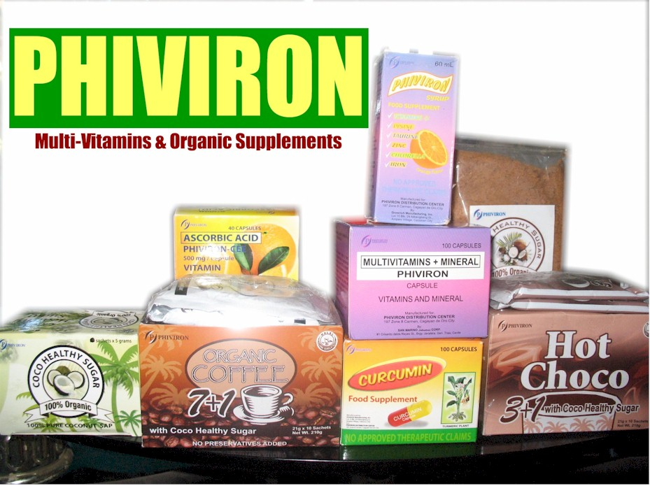 Phiviron: Quality Nutrients and Vitamins