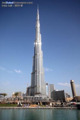Burj Dubai Images