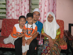 Bersama Mak Bonda & Anak - Anak