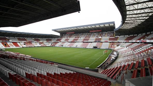 El blog del deporte esp este estadio es de primera el molin n - Estadio del sporting de gijon ...