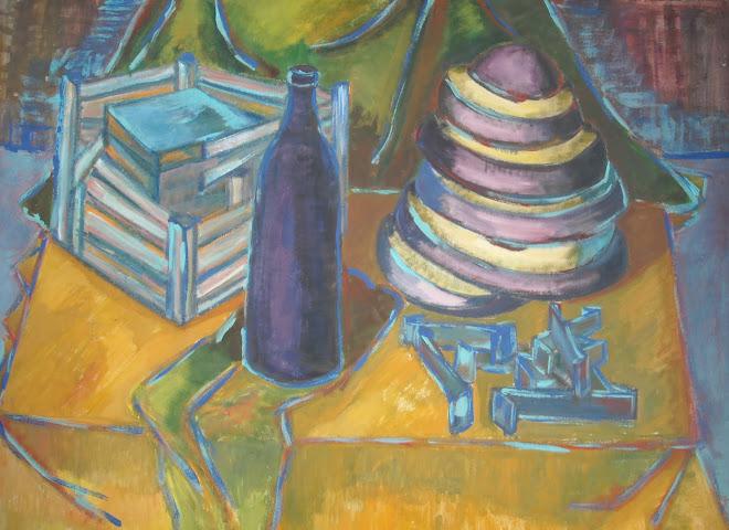 natura statică - admitere pictură