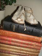 Barnskor och gamla böcker