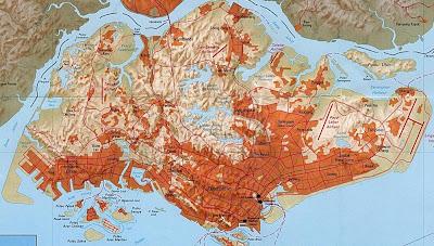 Singapore Maps