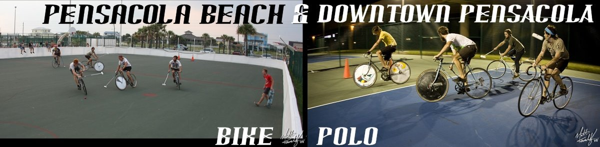 Pensacola Beach & Downtown Pensacola Bike Polo