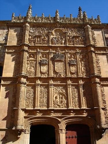 T llez y alberto el renacimiento en espa a for Universidades de arquitectura en espana
