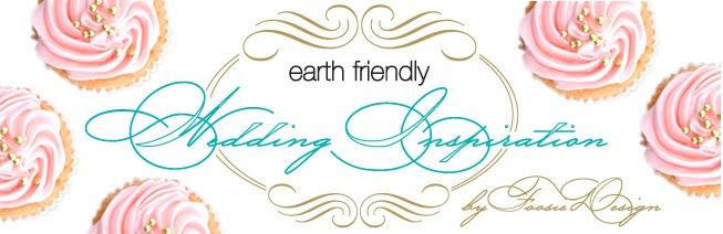 Earth Friendly Wedding Inspiration