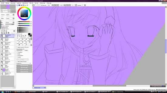 Drawing Lines With The Pen Tool : Cheriepy s simple drawing cging process