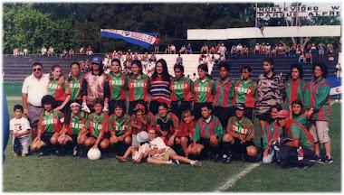 Campeonas Uruguayas  1999