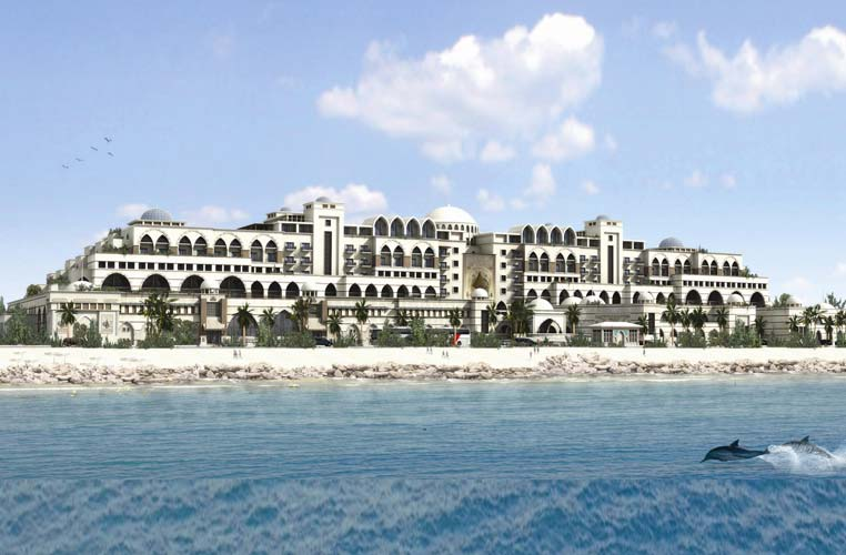 a subsidiary of Zabeel Investments, LLC to manage Jumeirah Zabeel Saray.