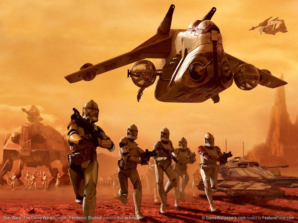 Wallpaper star wars the clone wars 04 1024