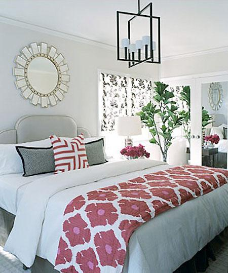 secret ice pink and grey bedroom ideas