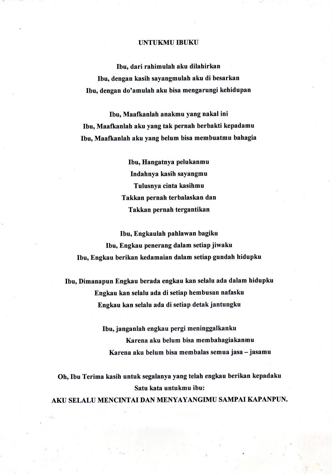 Kumpulan Puisi Untuk Guru Terlengkap Tersedot